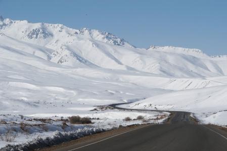 Alabel Ashuu Pass 3.184 Meter