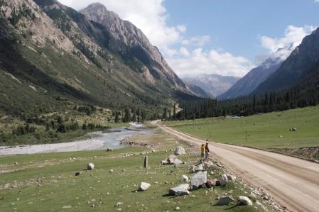 Barskoon Ashuu Pass 3.819 m