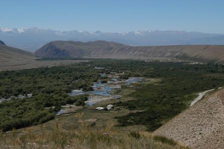 Karakol Ashuu Pass 3.485 m