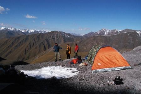 Kegety Ashuu Pass 3.702 Meter